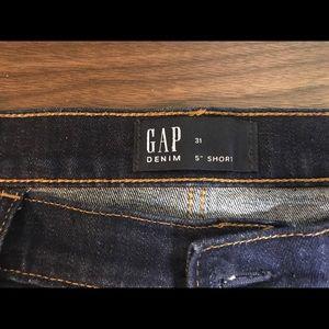 GAP Shorts - Gap Denim Shorts
